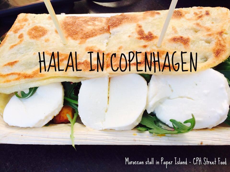 Halal in Copenhagen
